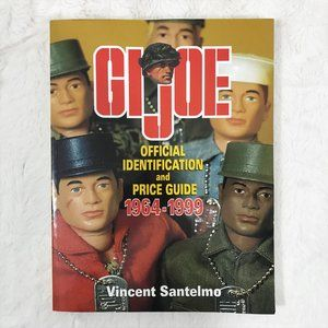Vintage GI Joe Book